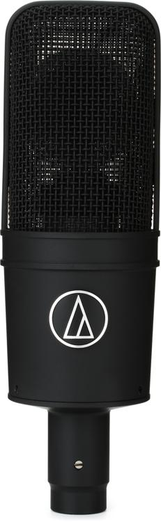audio technica at4033 cl large diaphragm condenser microphone sweetwater. Black Bedroom Furniture Sets. Home Design Ideas