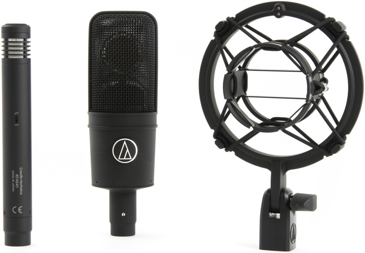 Audio-Technica AT4040 Studio Pack image 1