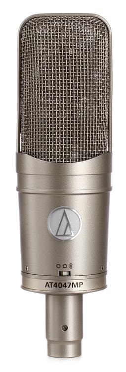 Audio-Technica AT4047MP Multi-Pattern Condenser Microphone image 1
