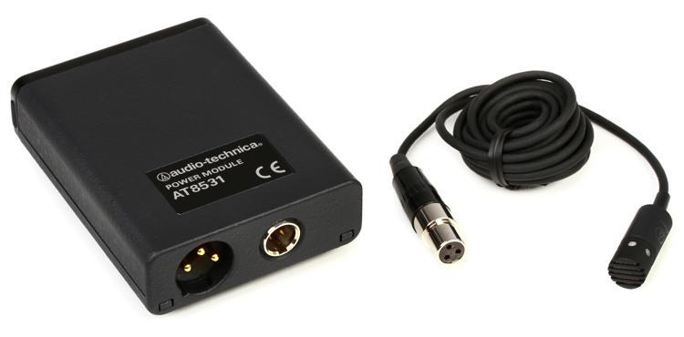 Audio-Technica AT831b image 1