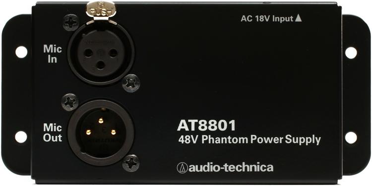 Audio-Technica AT-8801 image 1