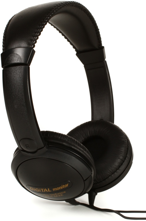 Audio-Technica ATH-M3X Closed-back Stereo Headphones image 1