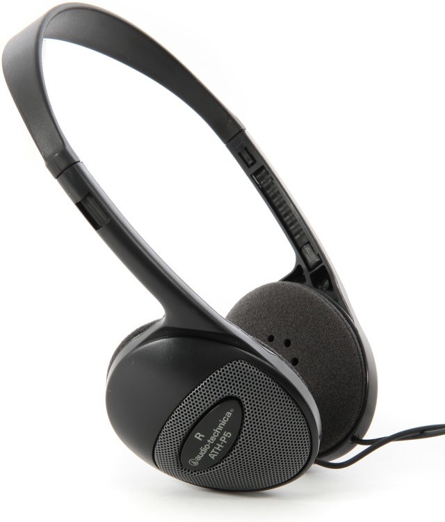 Audio-Technica ATH-P5 Open, Supra-Aural, Compact Headphones image 1