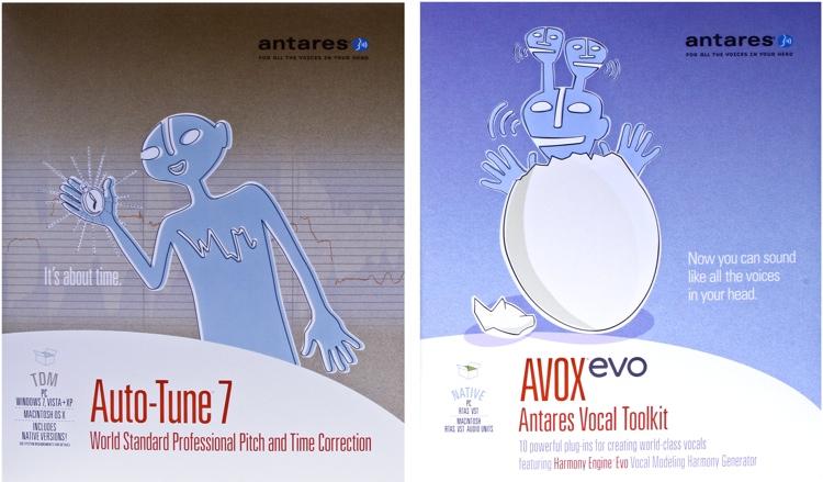 Antares Auto-Tune Vocal Studio (boxed) - TDM image 1
