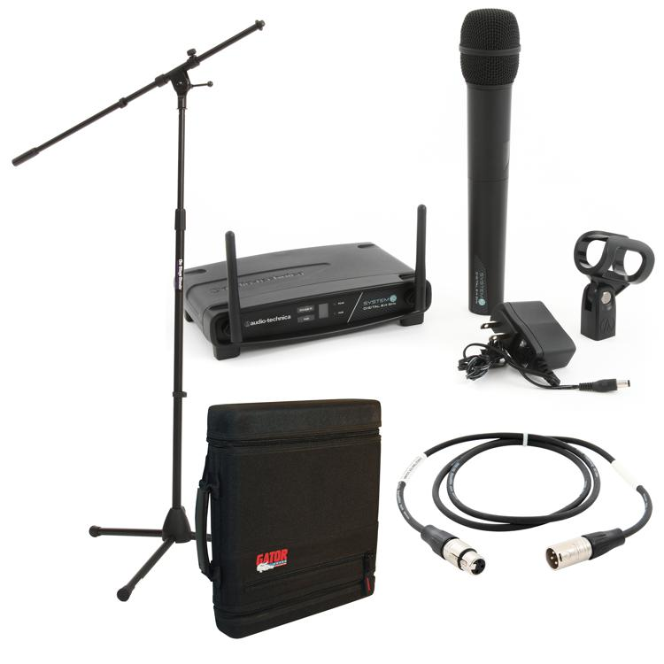 Audio-Technica System 10 Handheld Digital Wireless Bundle image 1