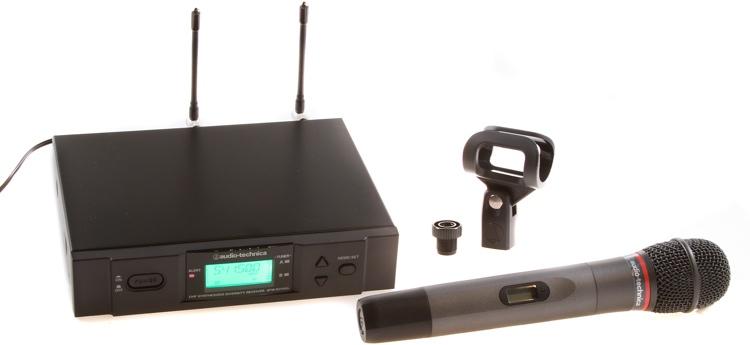 Audio-Technica 3000 Series Wireless ATW-3141b - C-band 541.500-566.375 MHz image 1