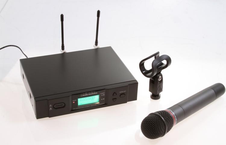 Audio-Technica 3000 Series Wireless ATW-3141b - D-band 655.500 - 680.375 MHz image 1