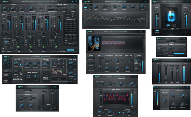 Antares AVOX 4 Vocal Toolkit Plug-in Bundle image 1