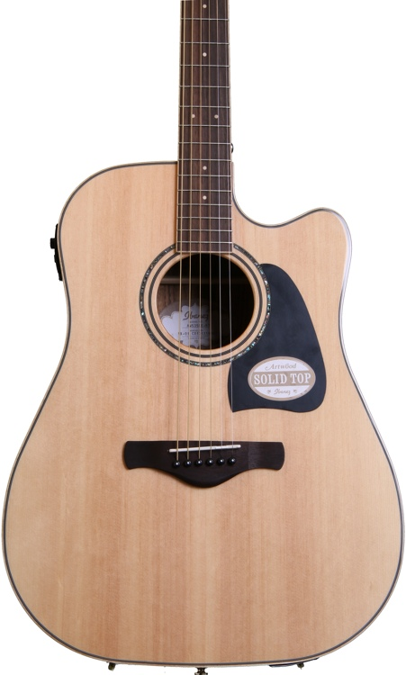 Ibanez AW535CE - Natural image 1