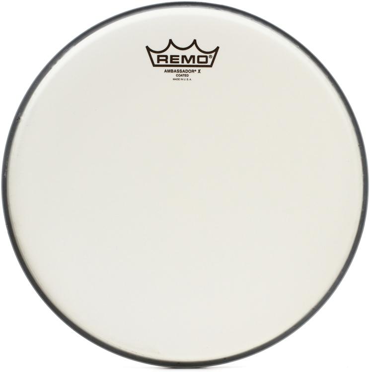 Remo Ambassador X Coated Drumhead - 12