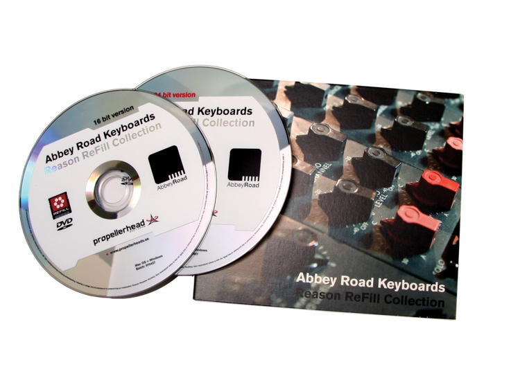 Propellerhead Abbey Road Keyboards ReFill image 1