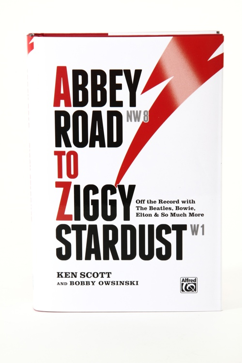 Alfred Abbey Road to Ziggy Stardust image 1