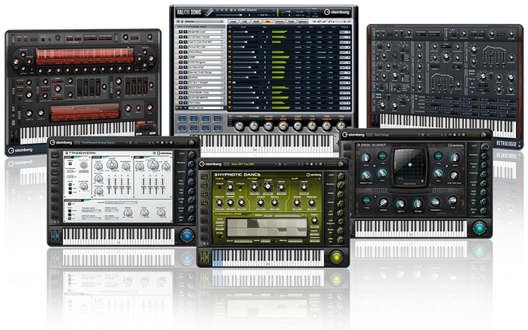 Steinberg Absolute VST Instrument Collection image 1