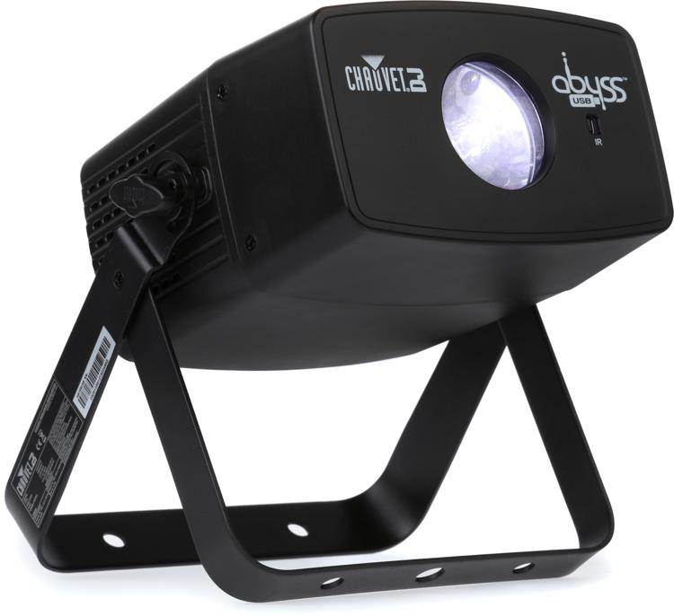 Chauvet DJ Abyss USB 30W, 5-Color Water Effect w/ DMX image 1