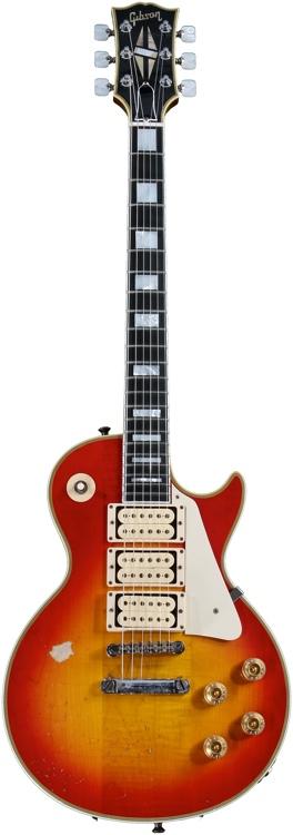 Gibson Custom Ace Frehley Budokan Les Paul, Aged image 1