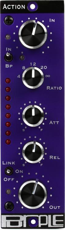 Purple Audio Action FET Compressor image 1