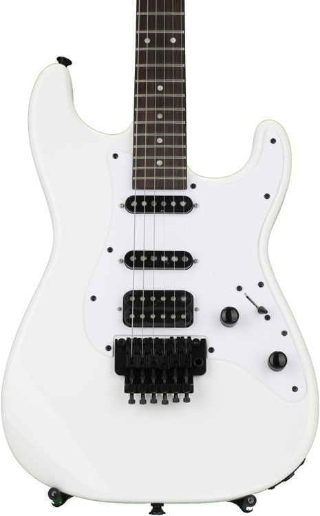 Jackson Adrian Smith San Dimas - Snow White with Rosewood Fingerboard image 1