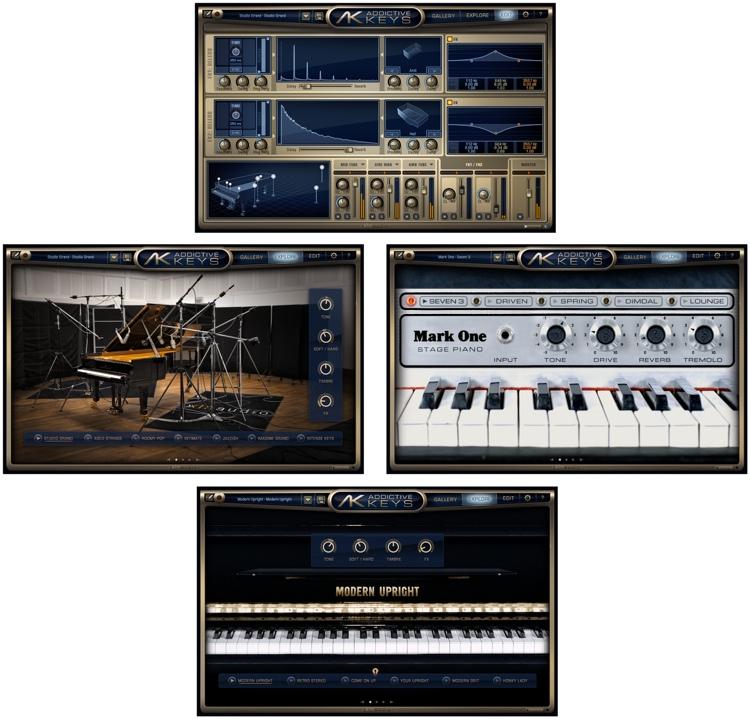 XLN Audio Addictive Keys Studio Collection image 1