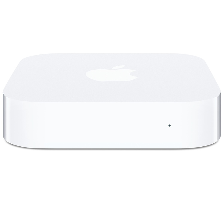 Apple AirPort Express Dual-Band 802.11n Wi-Fi Base Station image 1