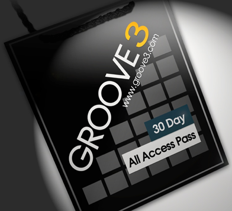 Groove3 All Access Pass - 30-Day Membership image 1