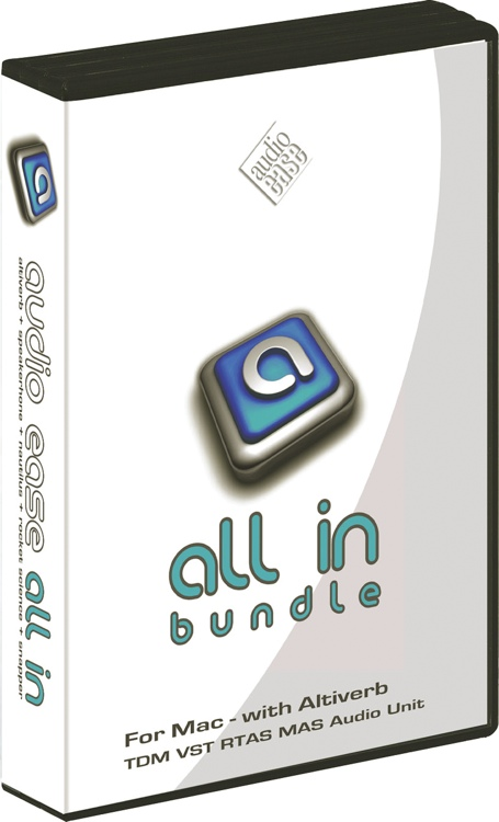 Audio Ease All In Bundle Plug-in Bundle image 1