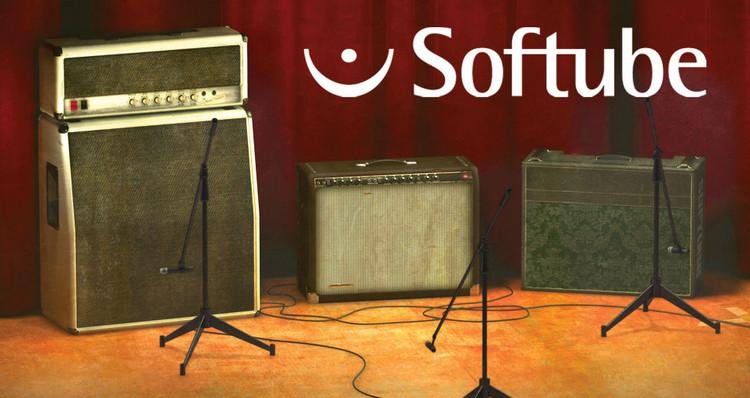 Softube Vintage Amp Room Plug-in image 1