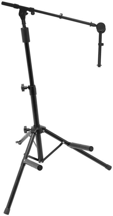On-Stage Stands Combo Amp Stand Miking Bundle image 1