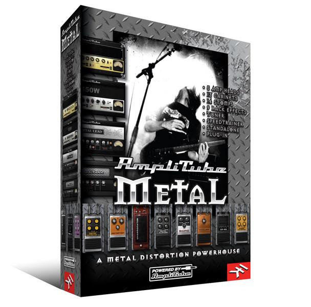 IK Multimedia AmpliTube Metal Studio image 1
