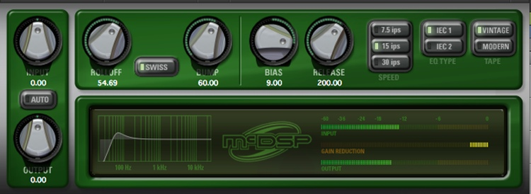 McDSP Analog Channel HD v6 Plug-in image 1