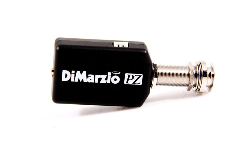DiMarzio The Angel PZ Piezo Acoustic Pickup image 1