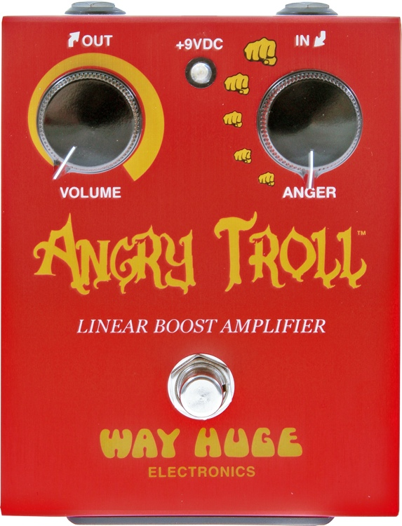 Way Huge Angry Troll Linear Boost Amplifier image 1