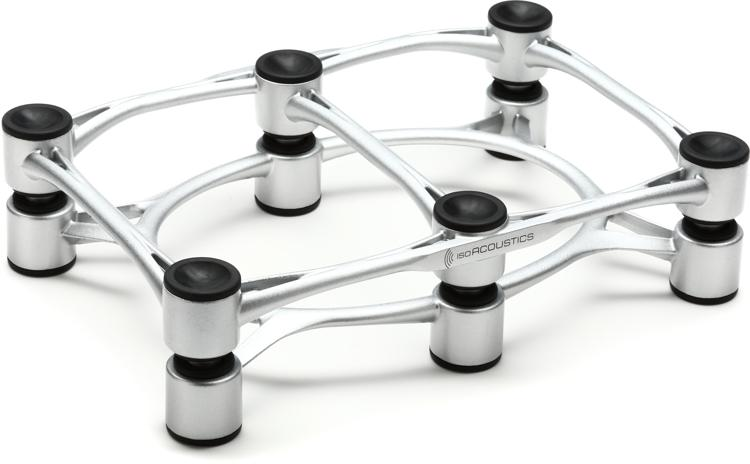 IsoAcoustics Aperta 300 Isolation Stand - Aluminum (single) image 1