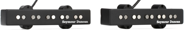 Seymour Duncan Apollo Jazz Bass Pickup - 5-string Set 67/70mm image 1