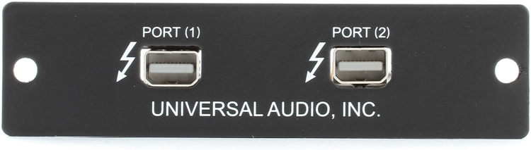 Universal Audio Apollo Thunderbolt Option Card image 1
