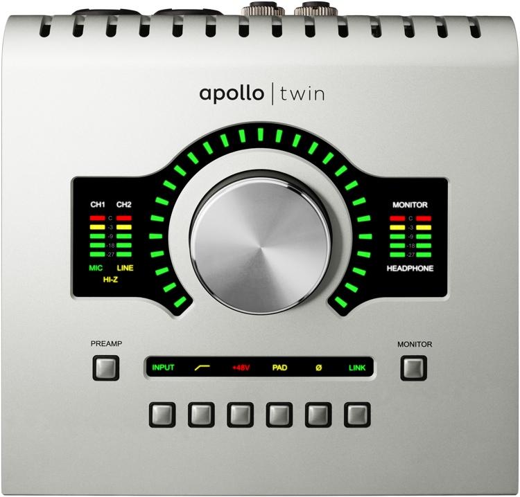 Universal Audio Apollo Twin SOLO image 1