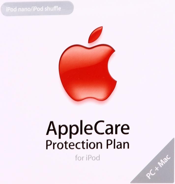 Apple AppleCare Protection Plan for iPod nano and iPod shuffle image 1