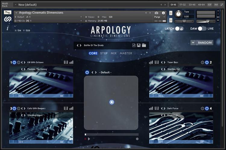 Sample Logic Arpology image 1