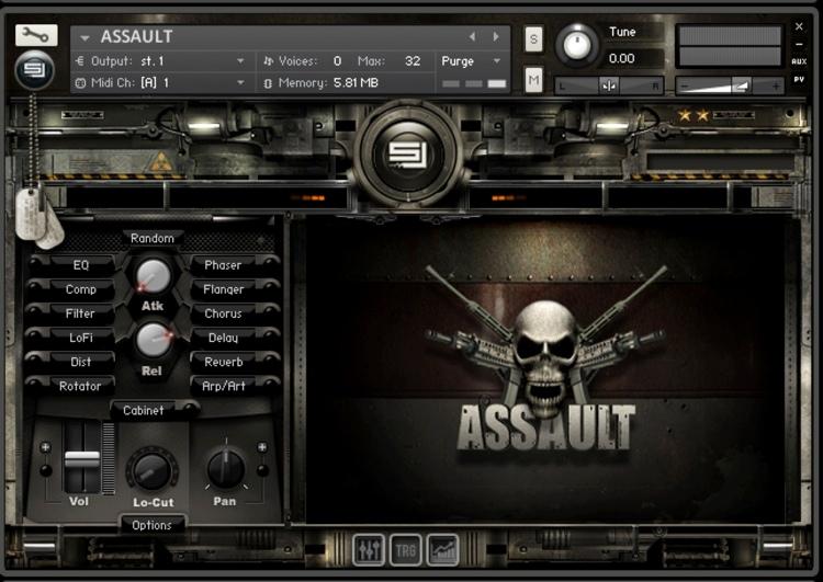 Sample Logic Assault image 1