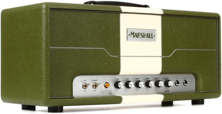 Marshall Astoria Classic 30-watt Handwired Tube Head image 1