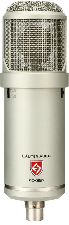 Lauten Audio Atlantis FC-387 Large-Diaphragm Condenser Microphone image 1