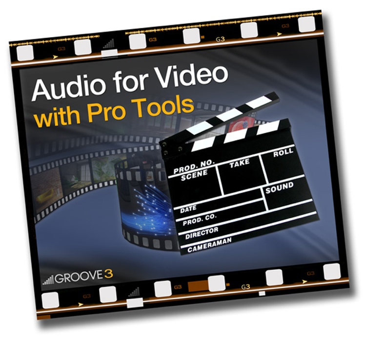 Groove3 Audio for Video with Pro Tools image 1