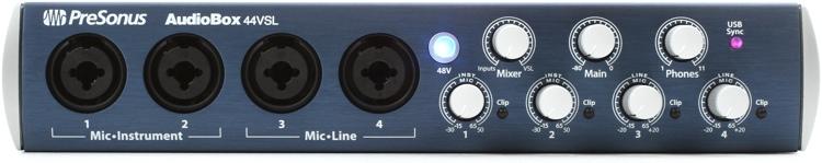 PreSonus AudioBox 44VSL image 1