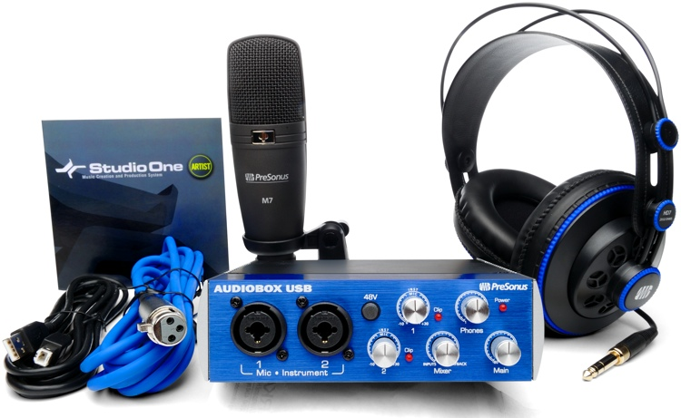 PreSonus AudioBox Studio image 1
