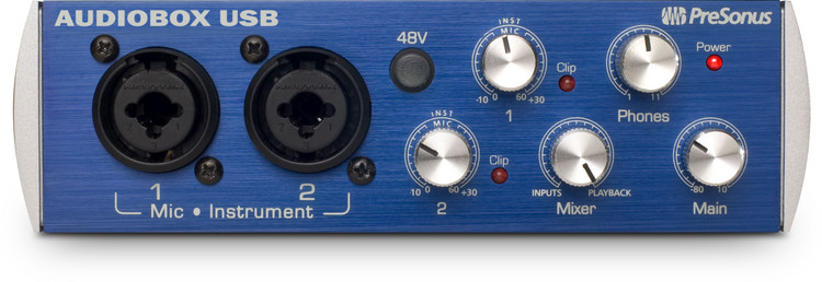 PreSonus AudioBox USB image 1