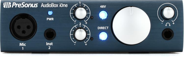 PreSonus AudioBox iOne image 1