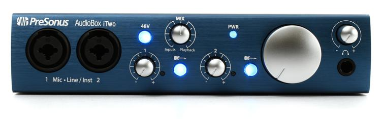 PreSonus AudioBox iTwo image 1