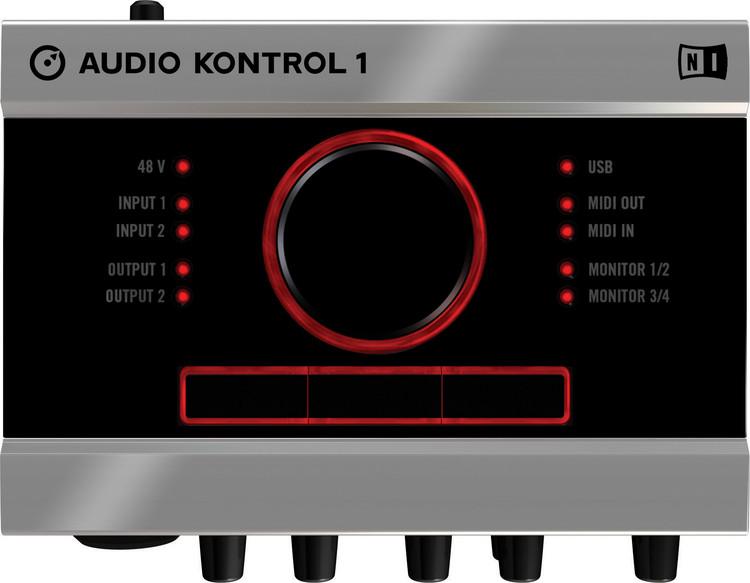 Native Instruments Audio Kontrol 1 image 1