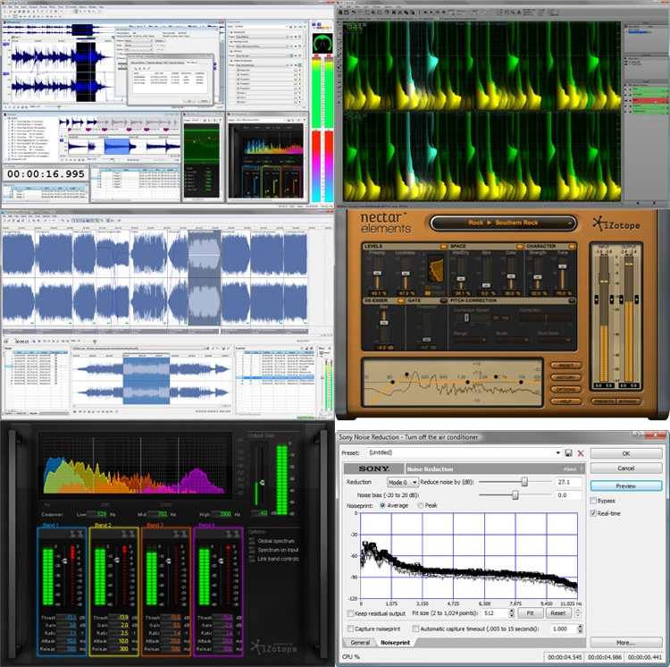 Sony Audio Master Suite image 1