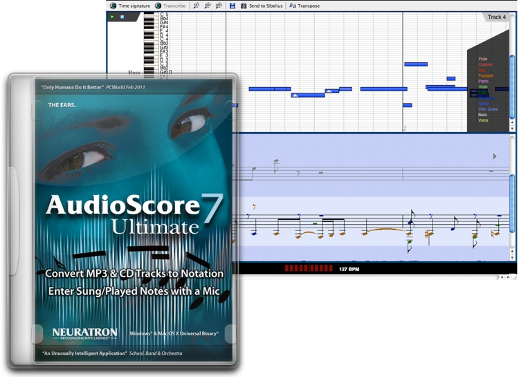 Neuratron Audioscore Ultimate 7 image 1