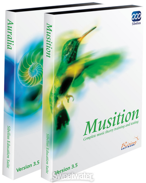 Rising Software Auralia & Musition Bundle - Student Edition image 1